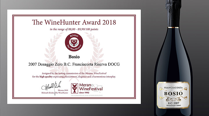 THE WINEHUNTER AWARDS 2018